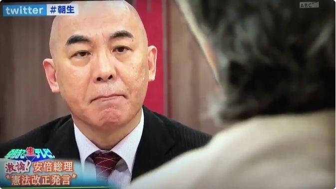 【かわいそう】百田尚樹氏の「安保タダ乗り論」に井上達夫氏が激昂!「あなたほんとに右なの?」