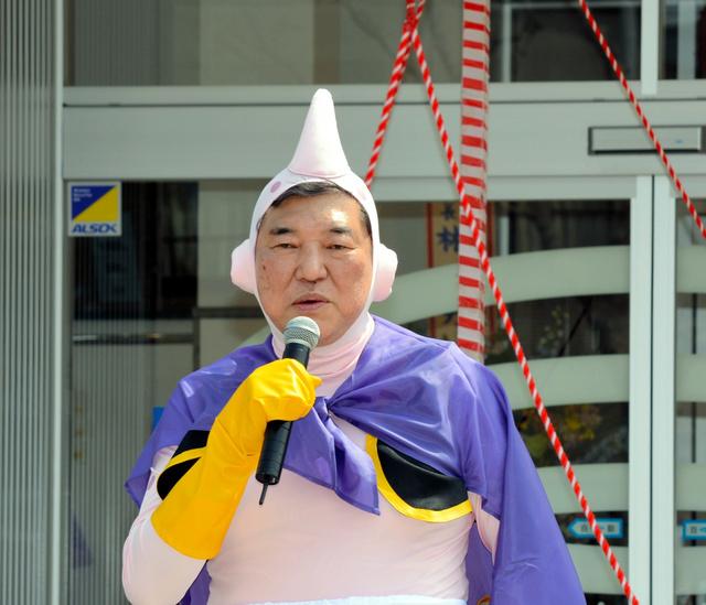 【石破派】石破茂氏「野党がバラバラで戦ったら自民党が勝つ」 船田氏「首相3選、赤信号」
