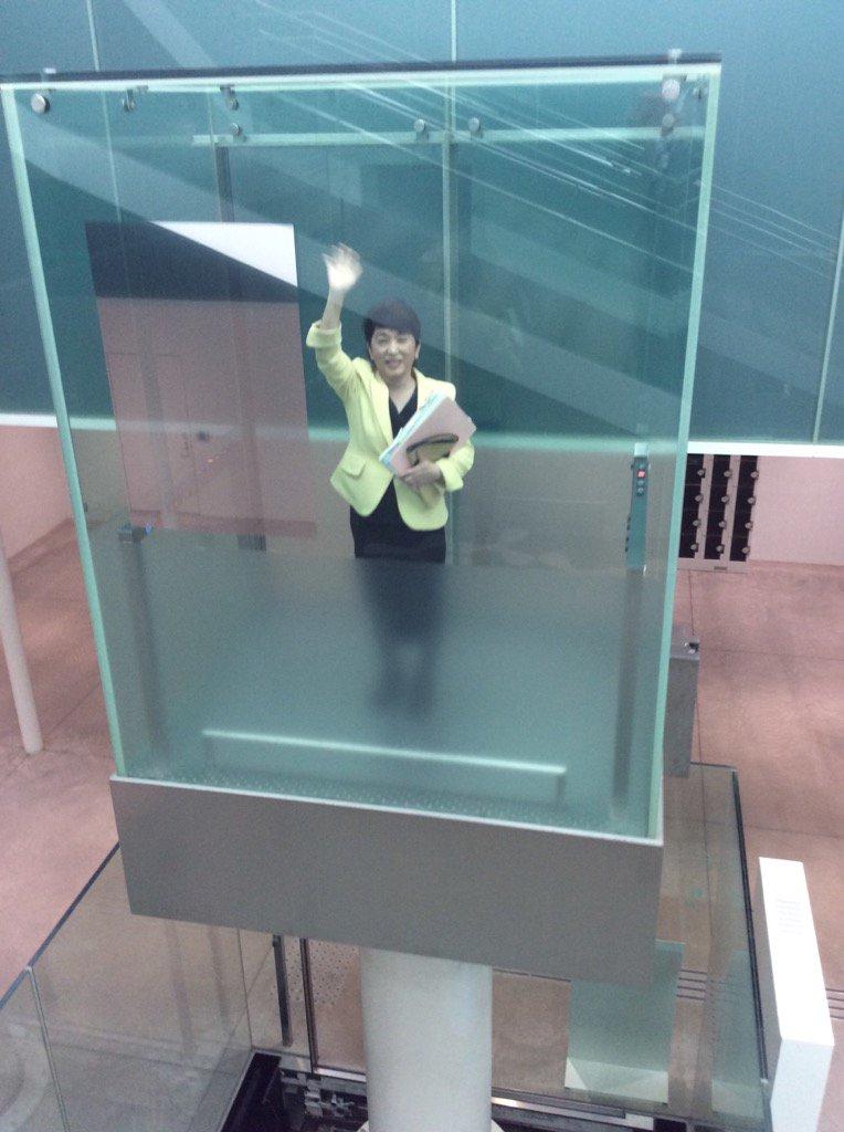 2018/04/22(日)プチニュース「福島みずほin金沢21世紀美術館」など
