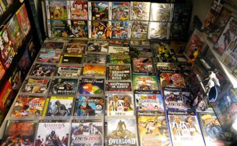 ゲームソフトリメイク