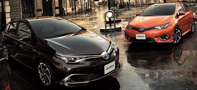 トヨタ新型オーリスのフルモデルチェンジではハイブリッドが進化!ディーゼルは?