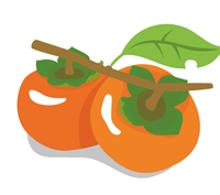 渋柿と甘柿の違い