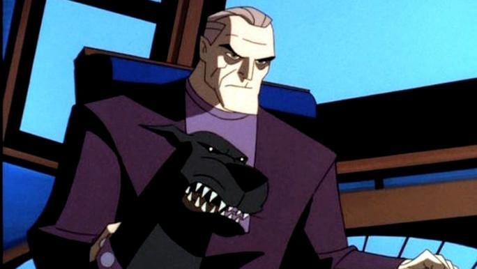 Bruce Wayne en la serie Batman Beyond