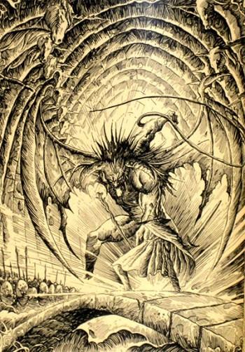 ilustraciones-midgard-señor-anillos-lord-rings-2