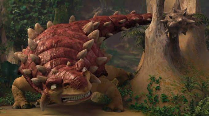 Dinosaurios Badass Portal Nono Los gélidos héroes están de regreso. dinosaurios badass portal nono
