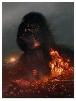 afiche-ilustración-star-wars-2