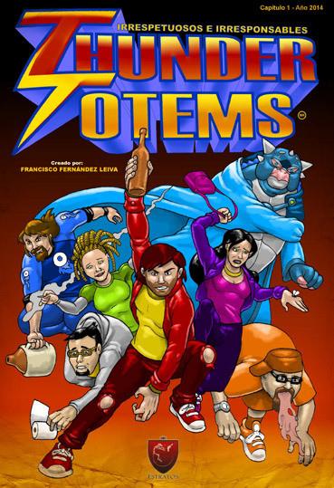 portada-comic-thunder-totems