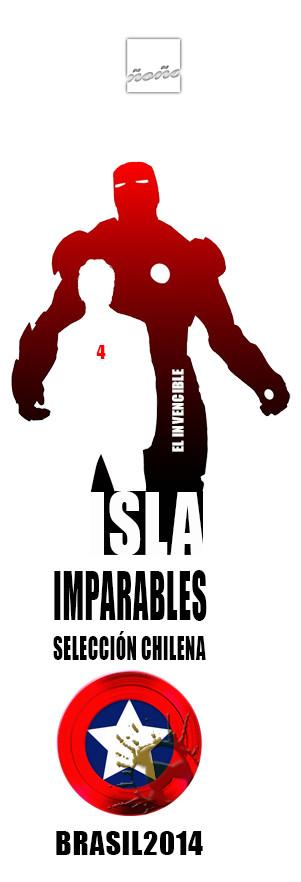 Mauricio Ironman Isla