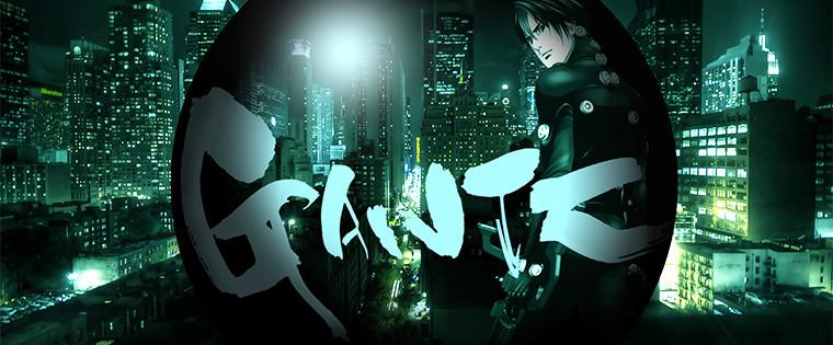 serie-manga-anime-gantz-completa