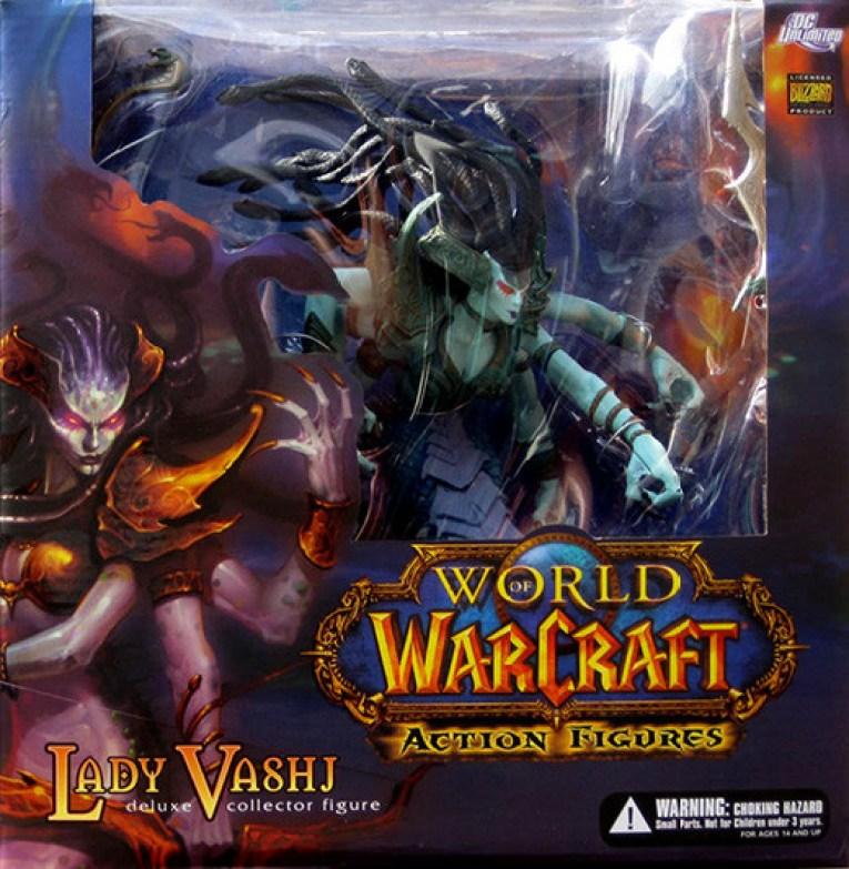 figura-lady-vashj-medusa-world-of-warcraft-1