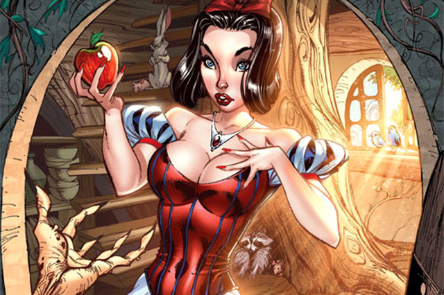 princesa-disney-blanca-nieves-sexy-j-scott-campbell-0