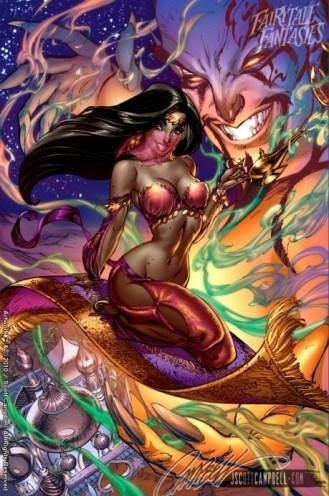 Jasmín, de Aladino