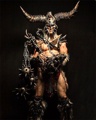 Bárbaro - Diablo III