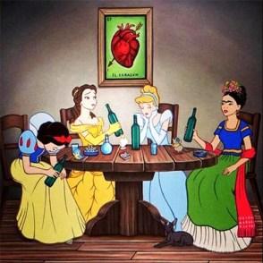 rodolfo-loaiza-disney-princesa-alcoholica