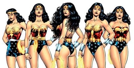 mujer-maravilla-uniformes-peinados-diseños-distintos