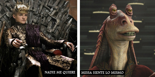 star-wars-JAR-JAR-BINKS-vs-game-thrones-JOFFREY