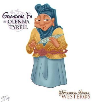 abuela-fa-mulan-disney-olenna-tyrell-game-of-thrones