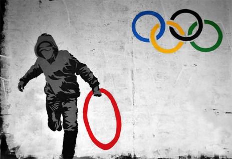 banksy-grafiti-ladron-roba-aro-olimpico