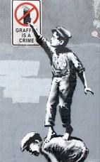 banksy-grafiti-prohibido-hacer-grafiti-delito