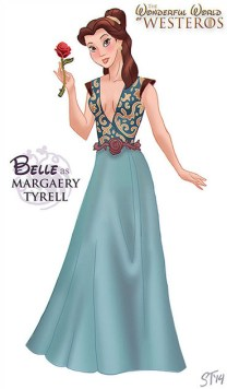 bella-bestia-disney-margaery-tyrell-game-of-thrones