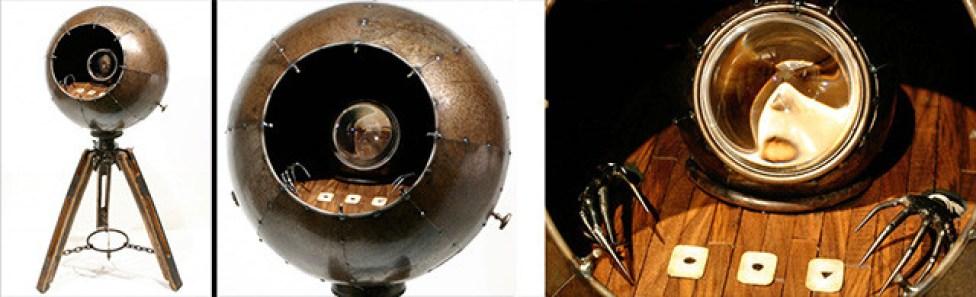 escultura-bio-mecanica-orbe-observatorio-Greg-Brotherton