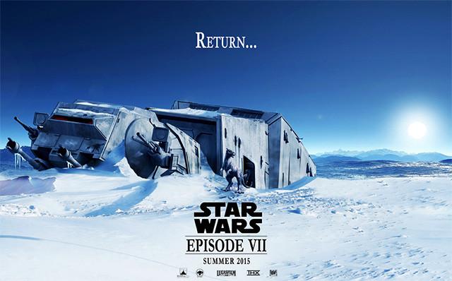 star-wars-VII-despertar-fuerza-at-at-hoth-tauntaun