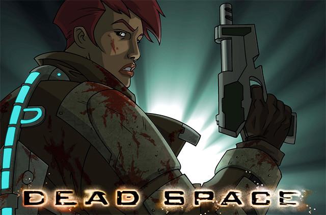 dead-space-perdicion-downfall-animacion