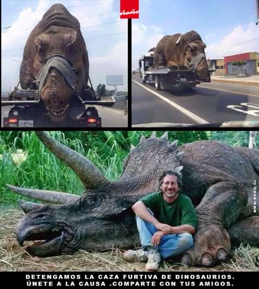 campaña-contra-caza-dinosaurios-ñoño
