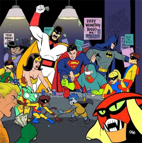 fantasma-del-espacio-crossover-dc-comics-fight-club