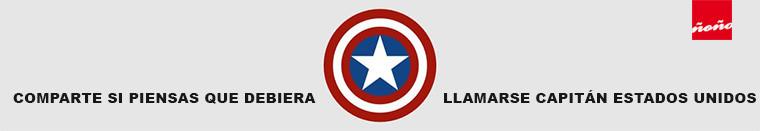 banner capitán américa