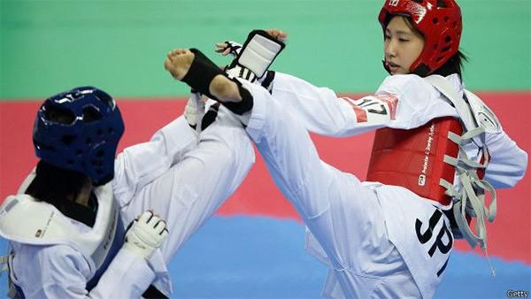 artes-marciales-taekwondo-competencia-olimpiadas
