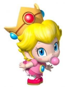bebe-princesa-peach-mario-bros-nintendo