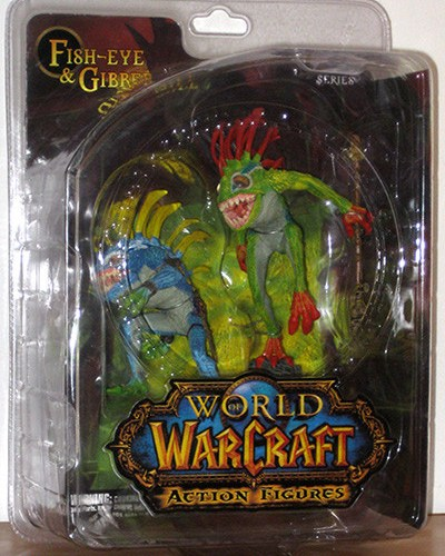 figura de Fish-eye & Gibbergill.