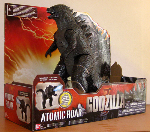 Godzilla Atomic Roar