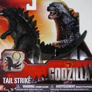 juguete Godzilla Tail Strike