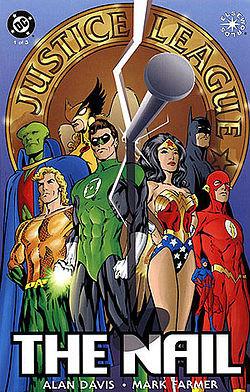 La Liga de la Justicia - Justice League of America