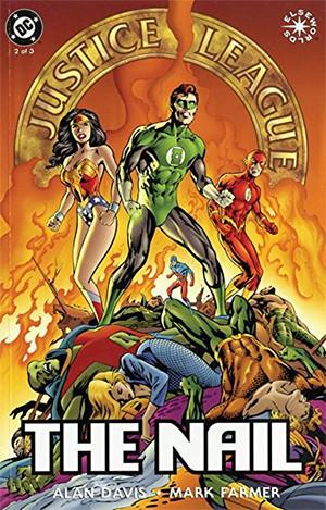 Elseworlds: Liga de la Justicia: El Clavo