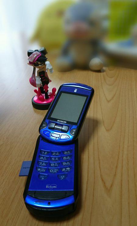 sonyの携帯