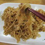 『アラビヤン焼きそば』(サンヨー食品)は「不思議な位おいしく出来ます」というコピーで1970年代前半から発売の袋麺