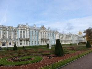 サンクトペテルブルグ歴史地区と関連建物群(ロシア) エカテリーナ宮殿・ピョートル夏の宮殿