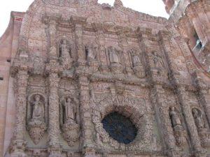 サカテカス歴史地区(メキシコ)