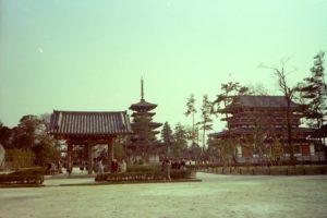 古都奈良の文化財 薬師寺・唐招提寺(日本)