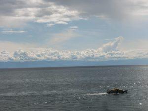 バイカル湖(ロシア)