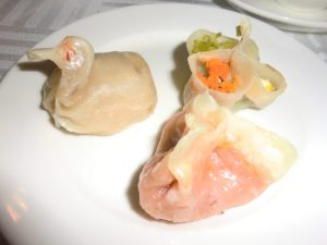 おいしい中国料理 西安餃子