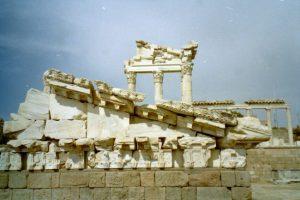 ペルガモンと重層的な文化的景観(トルコ)