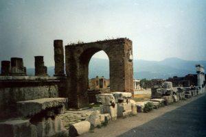 ポンペイ、エルコラーノ及びトッレ・アヌンツィアータの遺跡地域 (イタリア) ポンペイ