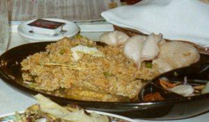 おいしいマレーシア料理 ナシ・ゴレン&ミー・ゴレン