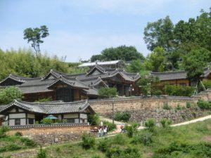 歴史的村落・河回と良洞(韓国) 良洞村