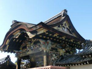 古都京都の文化財(日本) 西本願寺(洛中)