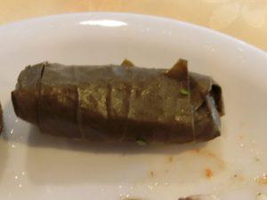 おいしいギリシャの食べ物 ドルマダキア